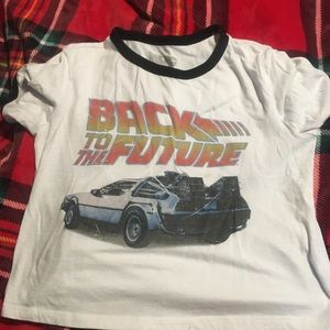 Tops - Back to the future shirt